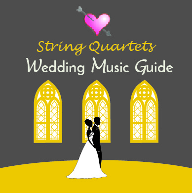 String Quartets 6 Step Wedding Music Guide